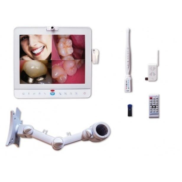 kit-monitor-telecamera-intraorale-braccio